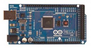 Arduino Mega 2560 Front